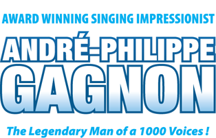 André-Philippe Gagnon - The Legendary Man of 1000 Voices