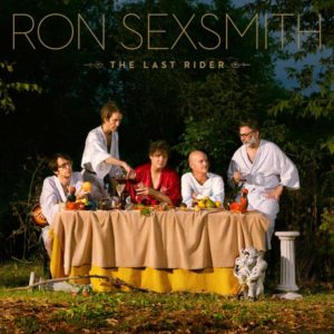 Ron Sexsmith - The Last Rider album cover