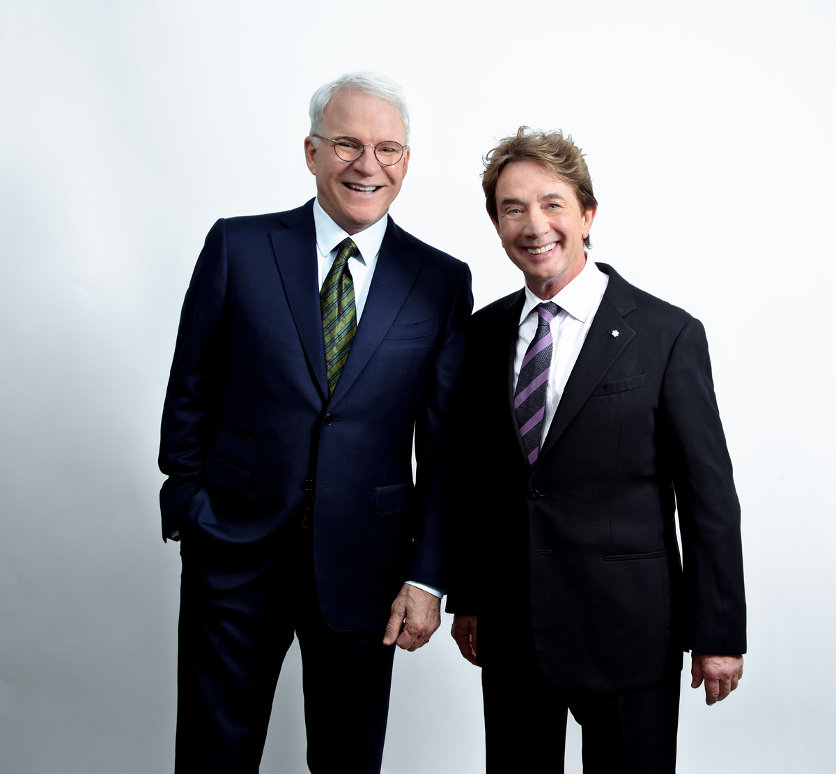 "Steve Martin & Martin Short – ""An Evening You Will Forget  for the Rest of Your Life"""