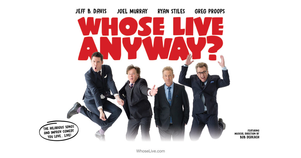 Whose Live Anyway Canadian Tour 2021